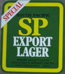 SP Export Lager: Special