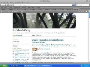 Masalai Blog