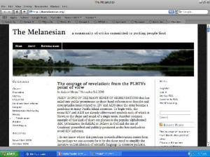 The Melanesian