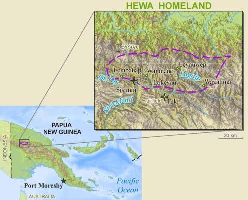hewa-homeland