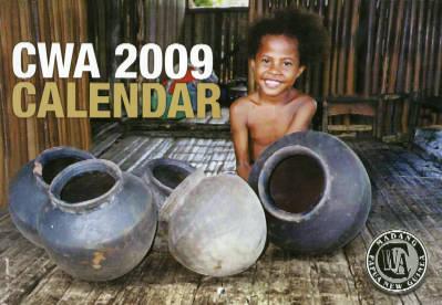 CWA Madang 2009 Calendar