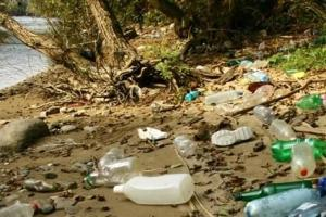 Village Rubbish is a Mounting Problem