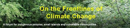 On the Frontlines of Climate Change