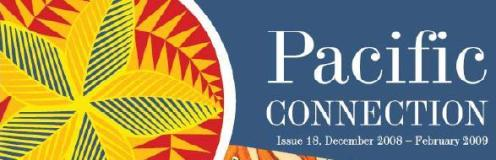 Pacific Connection: The Magazine of the Pacific Cooperation Foundation