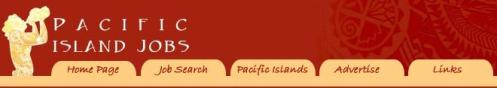 A Place to Find a Pacific Island Job