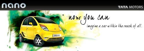 Tata Motors Has Launced the Tato Nano