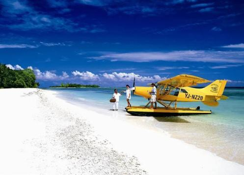 Anybody Up to The Challenge? - PNG Seaplanes