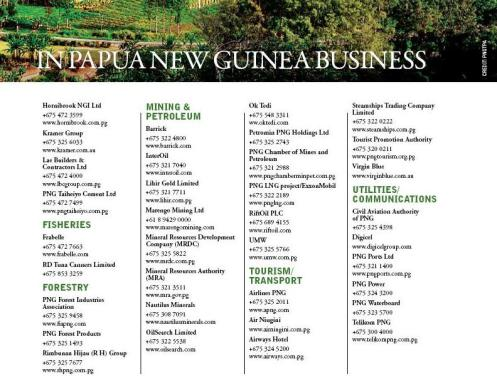 The Maestros of PNG Business (Page 2)