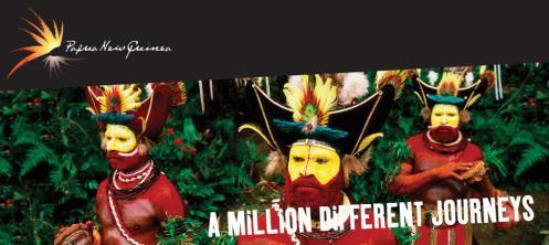 Papua New Guinea - A Million Different Journeys