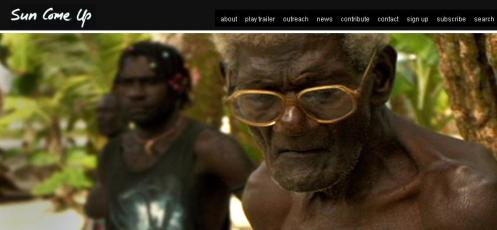 Sun Come Up - A Film about Climate Change in PNG