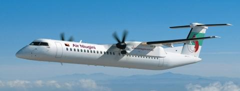 Air Niugini has Ordered two Q400 NextGen High-Speed Turboprop Airliners