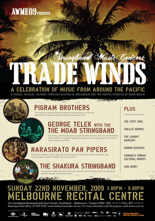Tradewinds - A Celebration of Music from Around the Pacific