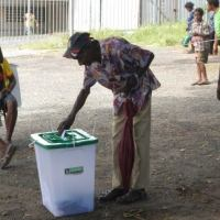 Polling Schedules for PNG Election 2012 - Dates & Locations