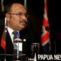 Peter O'Neill wins Ialibu-Pangia before Polling commences in 3 PNG Provinces