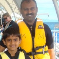 Sasindran Muthuvel on Verge of being PNG's First Indian MP