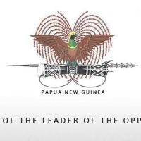 PNG's Opposition Shadow Ministers